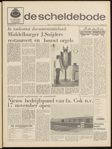 Scheldebode 1971-11-11