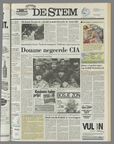 de Stem 1992-01-23