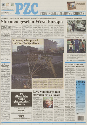Provinciale Zeeuwse Courant 1998-01-05