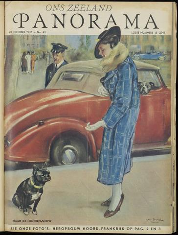 Ons Zeeland / Zeeuwsche editie 1937-10-28