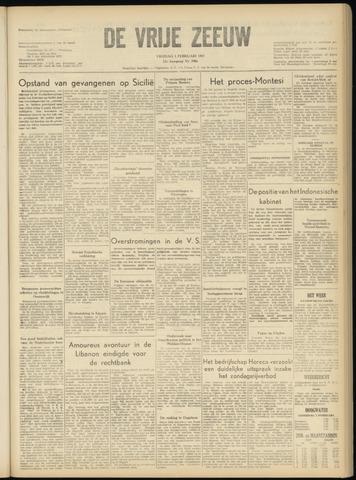 de Vrije Zeeuw 1957-02-01