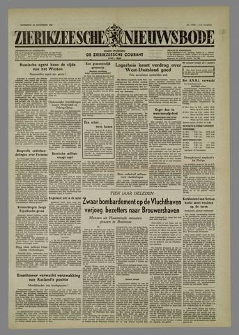 Zierikzeesche Nieuwsbode 1954-11-20