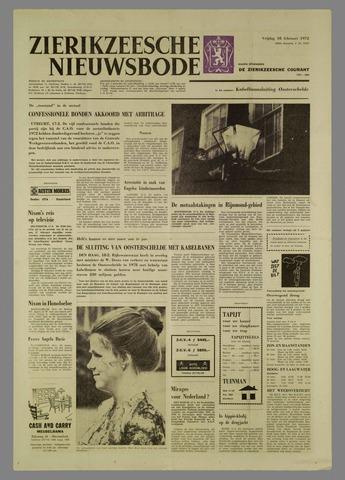 Zierikzeesche Nieuwsbode 1972-02-18
