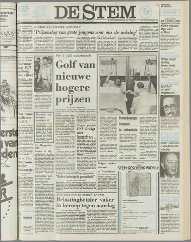 de Stem 1981-06-23