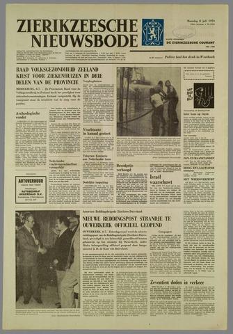 Zierikzeesche Nieuwsbode 1974-07-08