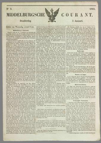 Middelburgsche Courant 1865-01-05
