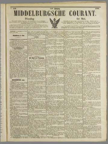 Middelburgsche Courant 1906-05-22