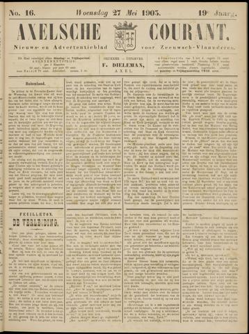 Axelsche Courant 1903-05-27