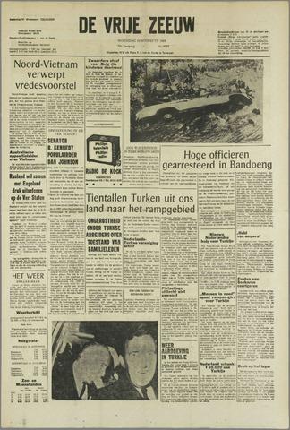 de Vrije Zeeuw 1966-08-24