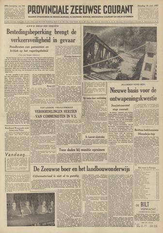 Provinciale Zeeuwse Courant 1957-06-18