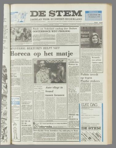 de Stem 1980-08-12