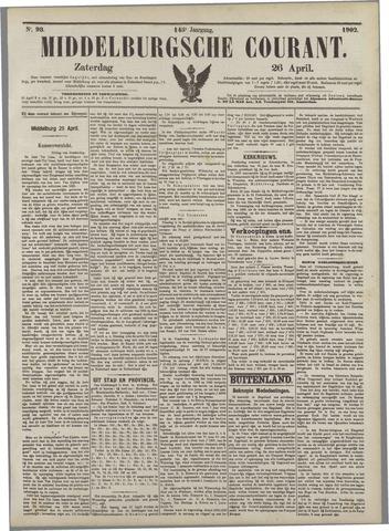 Middelburgsche Courant 1902-04-26
