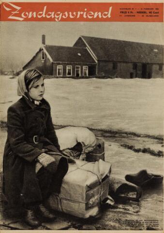Watersnood documentatie 1953 - tijdschriften 1953-02-12