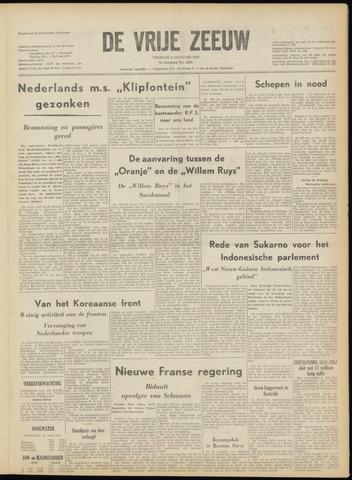 de Vrije Zeeuw 1953-01-09