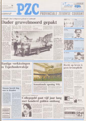 Provinciale Zeeuwse Courant 1990-06-09