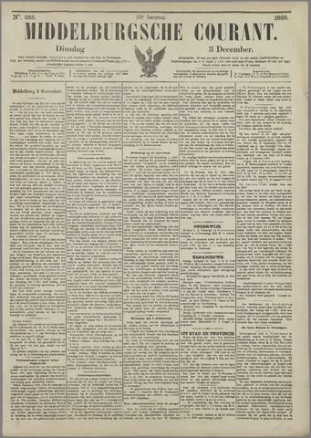 Middelburgsche Courant 1895-12-03