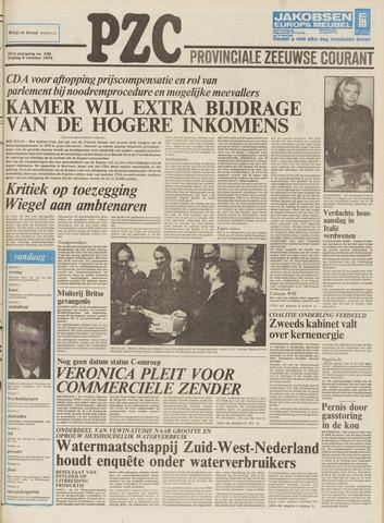 Provinciale Zeeuwse Courant 1978-10-06