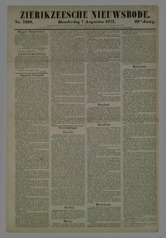 Zierikzeesche Nieuwsbode 1873-08-07