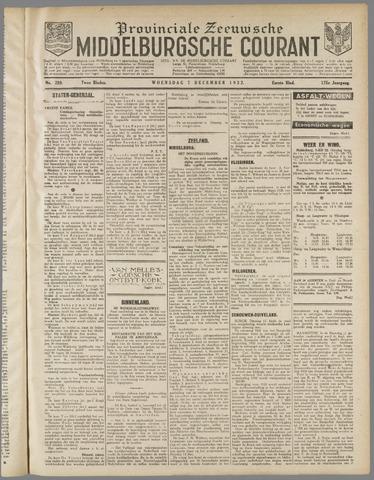 Middelburgsche Courant 1932-12-07