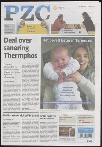 Provinciale Zeeuwse Courant 2014-03-12