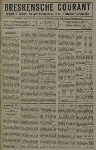 Breskensche Courant 1923-09-19