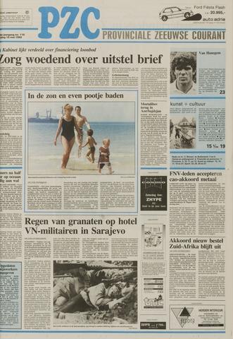 Provinciale Zeeuwse Courant 1992-05-15