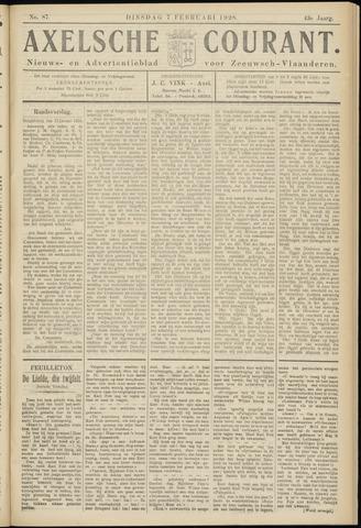 Axelsche Courant 1928-02-07