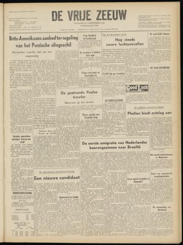 de Vrije Zeeuw 1952-09-04