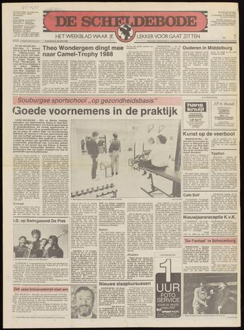 Scheldebode 1988