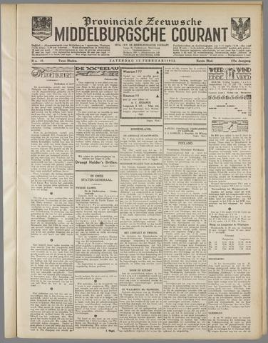 Middelburgsche Courant 1932-02-13