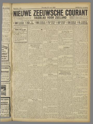 Nieuwe Zeeuwsche Courant 1922-06-20