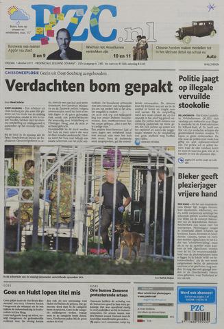 Provinciale Zeeuwse Courant 2011-10-07