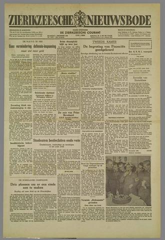 Zierikzeesche Nieuwsbode 1952-12-01