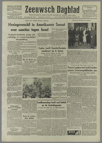 Zeeuwsch Dagblad 1957-02-21