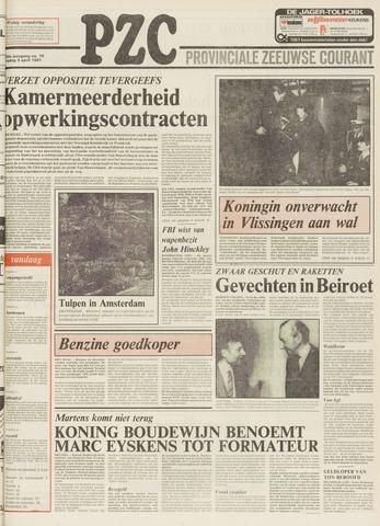 Provinciale Zeeuwse Courant 1981-04-03