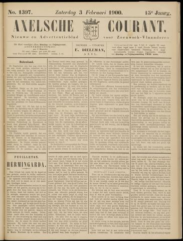 Axelsche Courant 1900-02-03