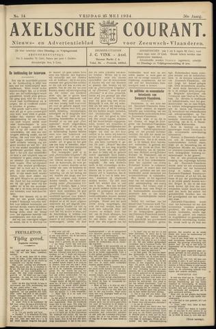 Axelsche Courant 1934-05-25