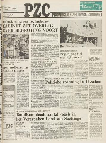 Provinciale Zeeuwse Courant 1975-07-12