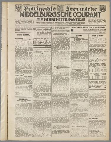 Middelburgsche Courant 1933-12-22