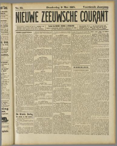 Nieuwe Zeeuwsche Courant 1918-05-09