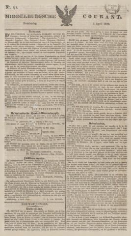 Middelburgsche Courant 1832-04-05