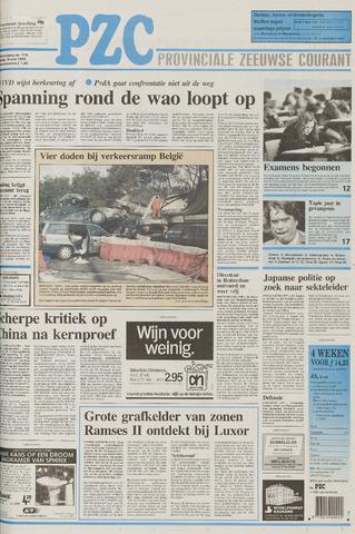 Provinciale Zeeuwse Courant 1995-05-16