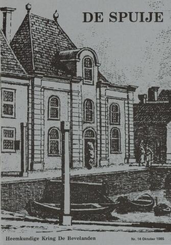 De Spuije 1985-10-01