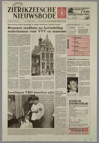 Zierikzeesche Nieuwsbode 1995-04-25