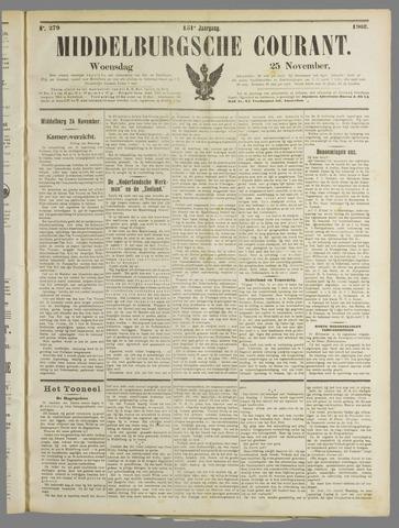 Middelburgsche Courant 1908-11-25