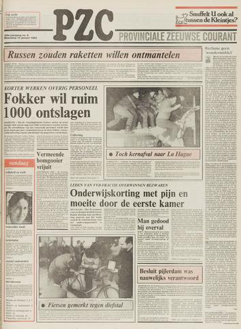 Provinciale Zeeuwse Courant 1983-01-12