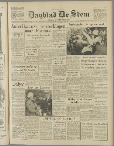 de Stem 1958-09-12