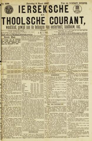Ierseksche en Thoolsche Courant 1907-03-09