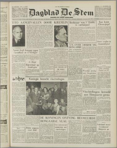 de Stem 1956-11-20