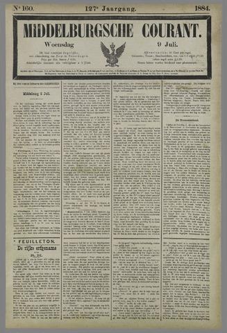 Middelburgsche Courant 1884-07-09